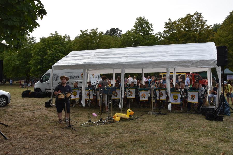 Schlossparkfest 2019